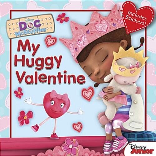 [중고] My Huggy Valentine (Paperback, NOV)