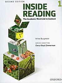 Inside Reading: Level 1: Student Book (Paperback, 2 Revised edition)