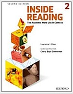 Inside Reading: Level 2: Student Book (Paperback, 2 Revised edition)