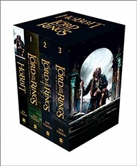 The Hobbit and The Lord of the Rings : Boxed Set (Package, Film tie-in edition)