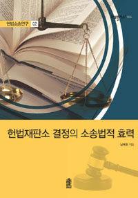 헌법재판소 결정의 소송법적 효력