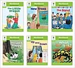 Oxford Reading Tree Workbook : Stage 2 More Patterned Stories A (Workbook6권 + 스티커 7장)