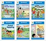 Oxford Reading Tree Workbook : Stage 3 First Sentences (Workbook6권 + 스티커 7장)