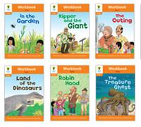 Oxford Reading Tree Workbook : Stage 6 Stories (Workbook6권)
