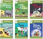 Oxford Reading Tree Workbook : Stage 7 Stories (Workbook6권)