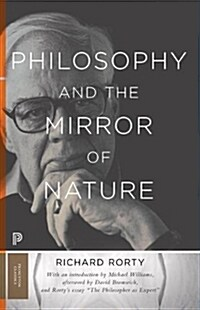 Philosophy and the Mirror of Nature (Paperback, 35, Anniversary)