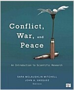 Conflict, War, and Peace; An Introduction to Scientific Research (Paperback, Revised)