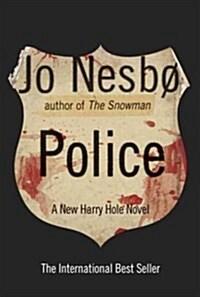 Police (Paperback, Large Print)