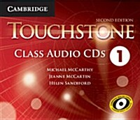 Touchstone Level 1 Class Audio CDs (4) (CD-Audio, 2 Revised edition)