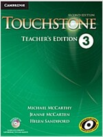 Touchstone Level 3 Teacher's Edition with Assessment Audio CD/CD-ROM (Package, 2 Revised edition)