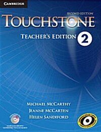 Touchstone Level 2 Teachers Edition with Assessment Audio CD/CD-Rom (Package, 2 Revised edition)