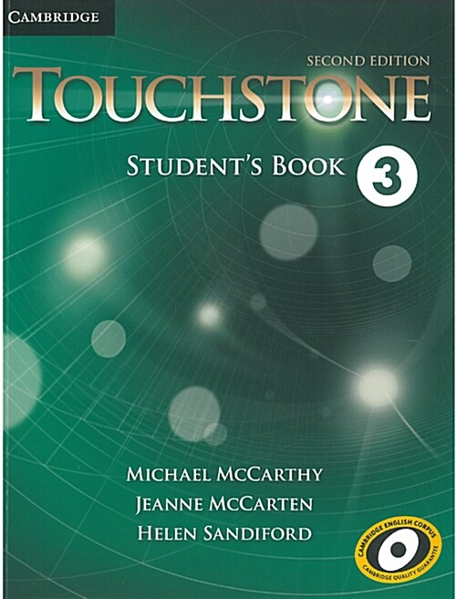 Touchstone Level 3 Students Book (Paperback, 2 Revised edition)