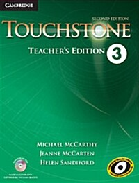 Touchstone Level 3 Teachers Edition with Assessment Audio CD/CD-ROM (Package, 2 Revised edition)