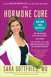 The hormone cure : reclaim balance, sleep, and sex drive ; lose weight, feel focused, vital, and energized naturally with the Gottfried Protocol / First Scribner trade paperback edition
