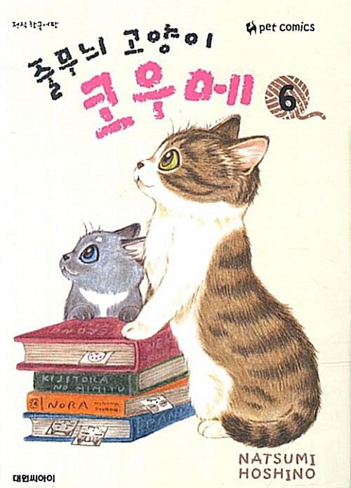 줄무늬 고양이 코우메 6