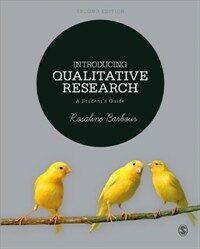 Introducing qualitative research : a student's guide 2nd ed