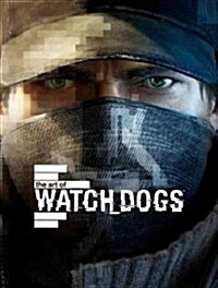 Art of Watch Dogs (Hardcover)