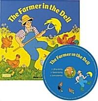 [중고] The Farmer in the Dell [With CD (Audio)] (Paperback)