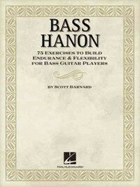 Bass Hanon (Paperback)