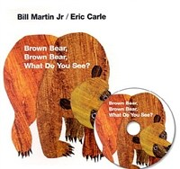 노부영 Brown Bear, Brown Bear, What Do You See?(Henry Holts) (Boardbook + CD)