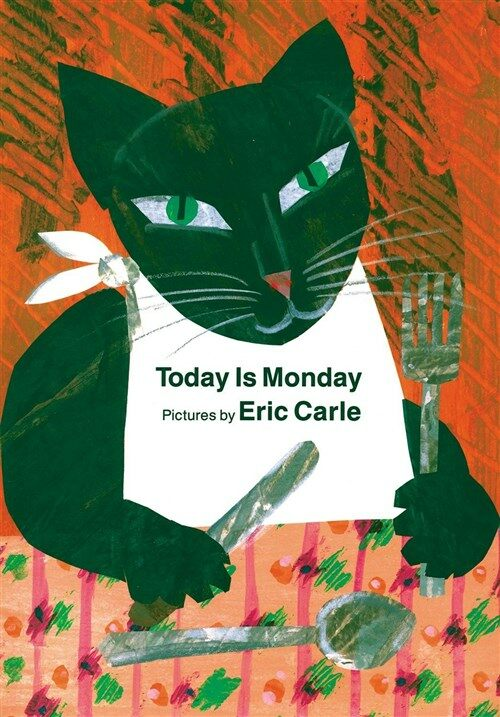 Today is Monday (Board Books)