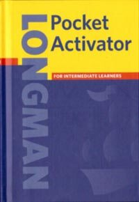Longman Pocket Activator Dictionary Cased (Hardcover)