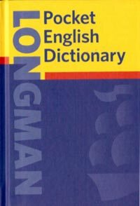 Longman Pocket English Dictionary Cased (Hardcover)