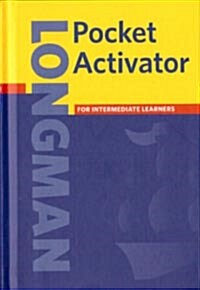 Longman Pocket Activator Dictionary Cased (Hardcover)