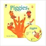 노부영 Piggies (Boardbook + CD)