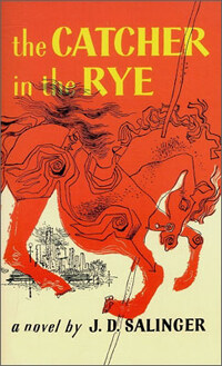 The Catcher in the Rye (Mass Market Paperback, 미국판)