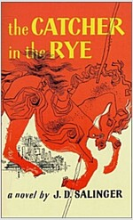 [중고] The Catcher in the Rye (Mass Market Paperback, 미국판)