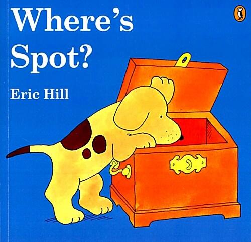 Wheres Spot? (Flap Book)