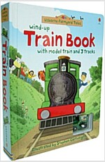 Farmyard Tales Wind-Up Train Book (Novelty Book)