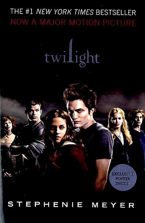 Twilight [With Poster] (Paperback)