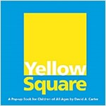Yellow Square: A Pop-Up Book for Children of All Ages (Hardcover)