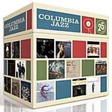 [수입] The Columbia Jazz Collection [25CD Limited Boxset]