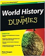 World History For Dummies (Paperback, 2nd Edition)