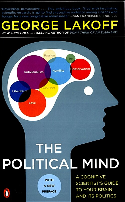 The Political Mind: A Cognitive Scientists Guide to Your Brain and Its Politics (Paperback)