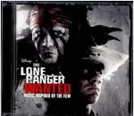 [중고] The Lone Ranger: Wanted (Music Inspired By The Film)