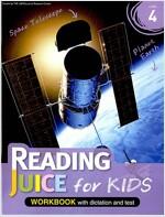 Reading Juice for Kids Level 4 : Workbook (Paperback)