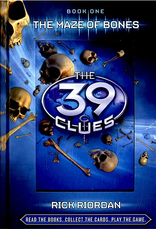 39 Clues (Hardcover, International)