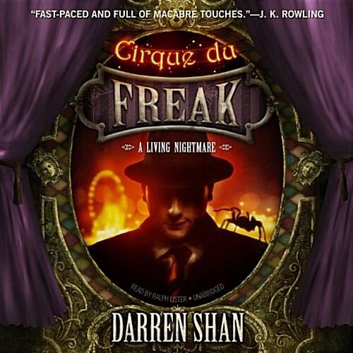 Cirque Du Freak: A Living Nightmare (Audio CD)