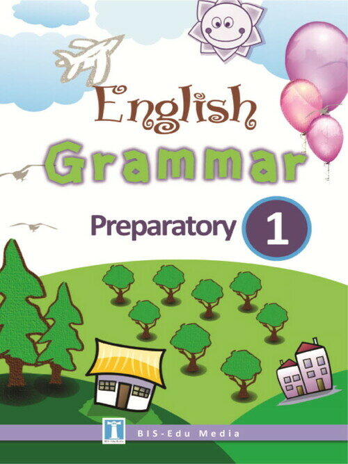 English Grammar for Preparatory 1