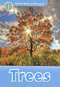 Oxford Read and Discover: Level 1: Trees (Paperback)