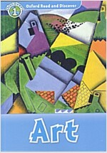 Oxford Read and Discover: Level 1: Art (Paperback)