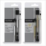 Moleskine Metallic Ink Roller Pen, Silver Ink, (Medium 0.7mm) (Other)
