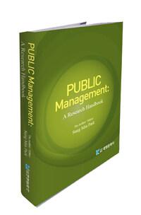 Public management : a research handbook