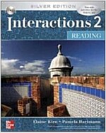 Interactions Level 2 Reading Class Audio CD (Audio CD, 5th, Revised)