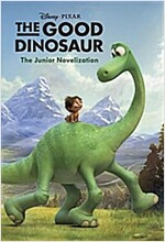 The Good Dinosaur Junior Novelization (Disney/Pixar the Good Dinosaur) (Paperback)