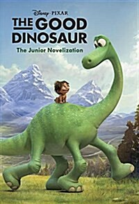 The Good Dinosaur Junior Novelization (Disney/Pixar the Good Dinosaur) (Paperback)